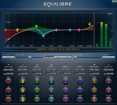 Download Free VST Plugins for FL Studio : AudioTeknikk - Equilibre