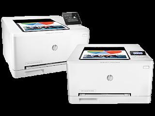 Download HP LaserJet Pro M252 series drivers