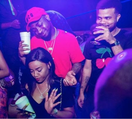 New photos of Davido and girlfriend Chioma