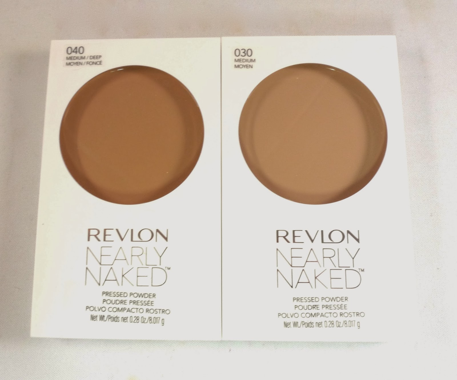 Revlon Nearly Naked Pressed Powder reviews, photos