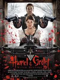 Hansel and Gretel Witch Hunters (2013) Dual Audio Download Hindi 300mb Bluray