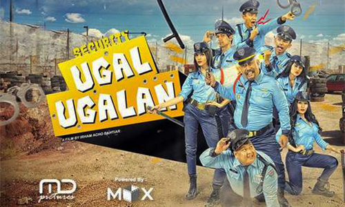 Lirik Lagu Security Ugal Ugalan - The Hoho Brothers
