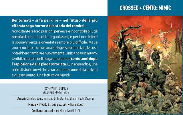 Crossed+Cento: Mimic