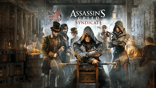 Link Tải Game Assassin's Creed Syndicate Miễn Phí