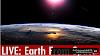 بث حي ومباشر للكرة الأرضية من الفضاء.