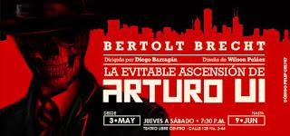 La Resistible Ascensión de Arturo UI | Teatro Libre