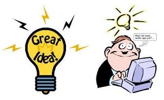 Tips Menuangkan Ide Atau Gagasan Menjadi Sebuah Tulisan