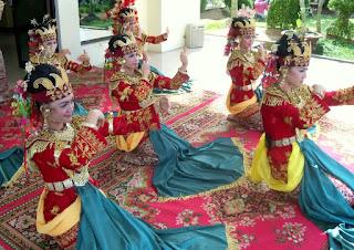 Tari Sekapur Sirih Tarian Tradisional Dari Jambi