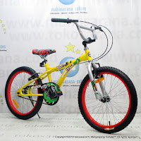 20 Inch Wimcycle Blink BMX Bike