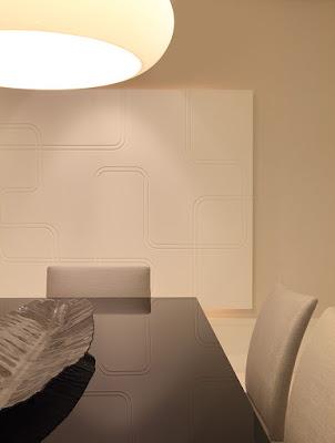 Projeto da Arquiteta Cristina Rocha e designer Patrícia Rocha.