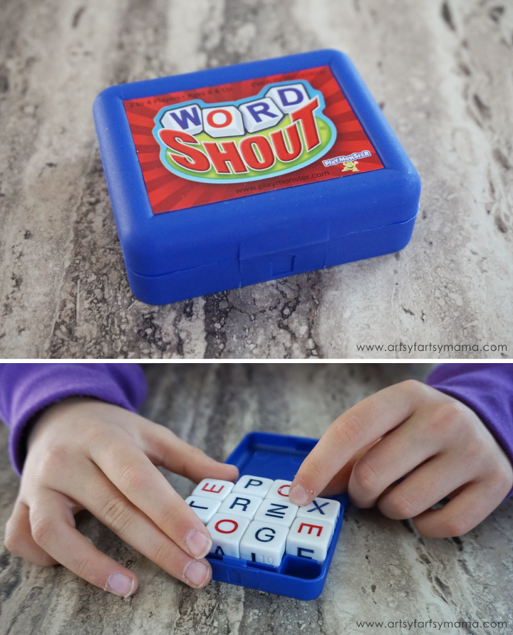 Keep Kids Learning this Summer with Word Shout from PlayMonster