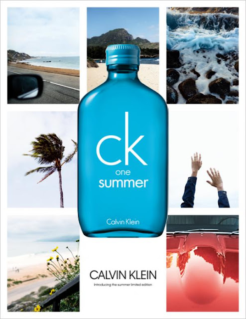 CK One Summer 2018 by Calvin Klein