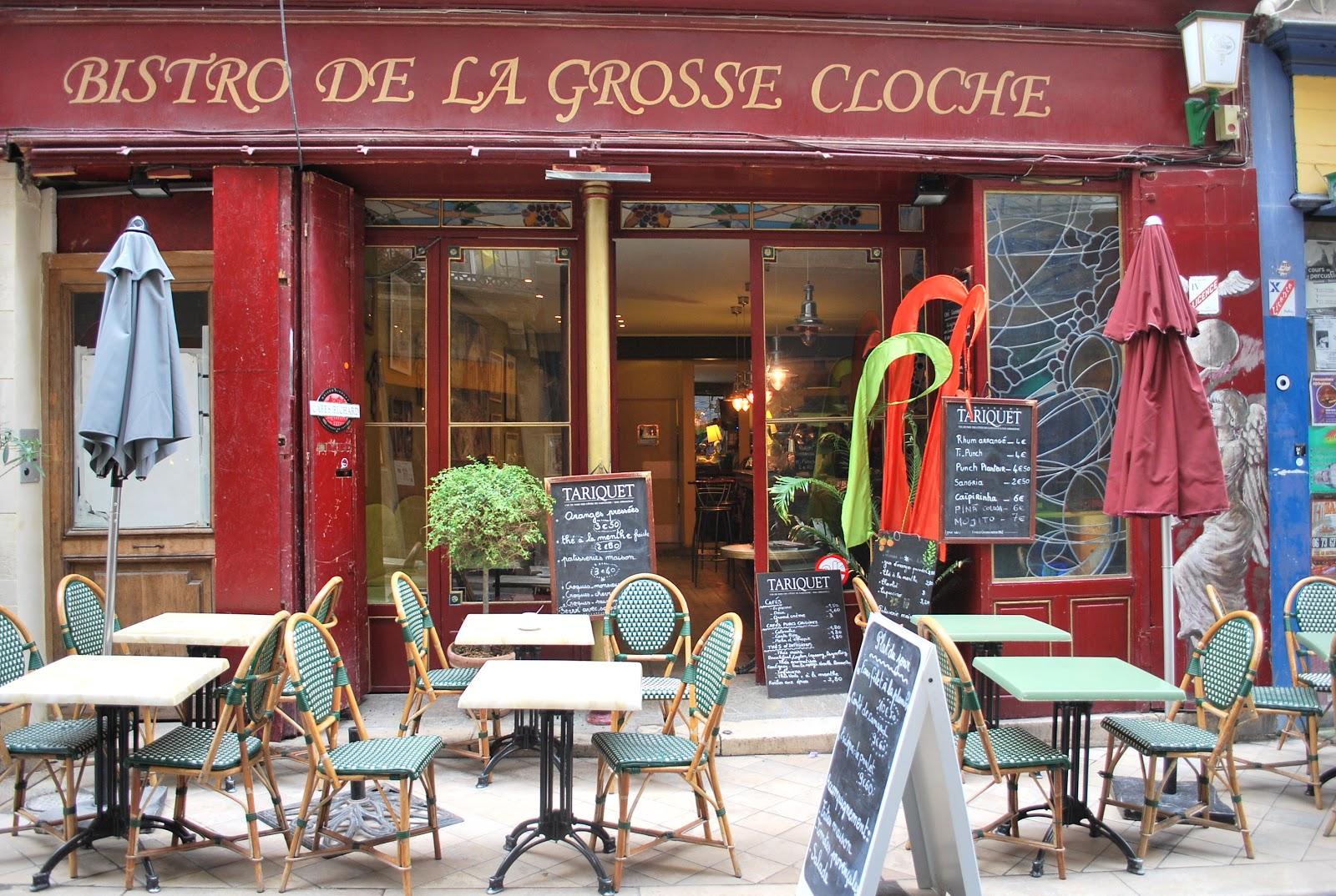 Cute Restaurants Of Bordeaux