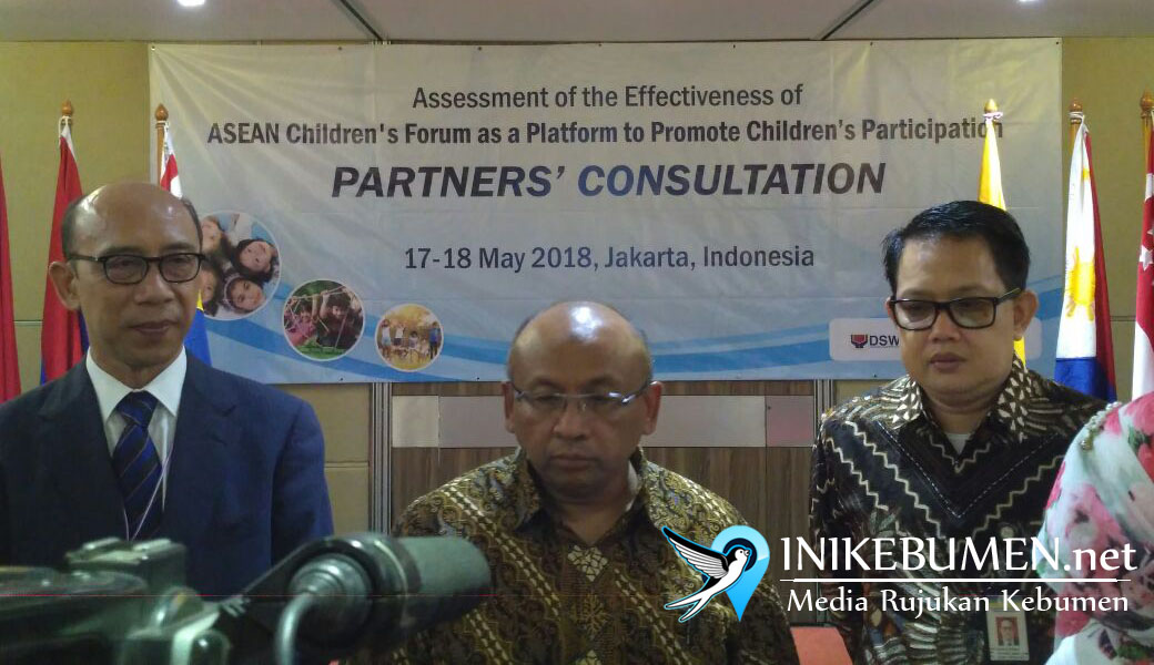 Kemensos Lakukan Pemetaan Sosial Anak Korban Jaringan Terorisme
