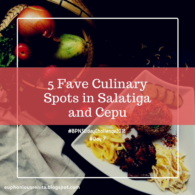 5 Fave Culinary Spots in Salatiga And Cepu