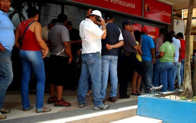 ALERTA: Pensionados fueron informados en las agencias bancarias que no abrirán este sábado