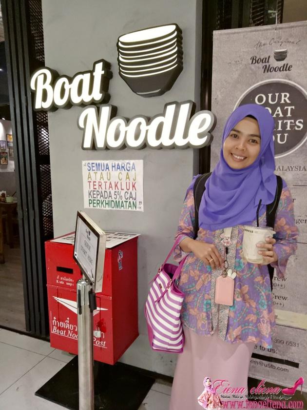 Boat Noodle Berjaya Times Square