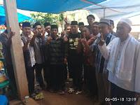 Ribuan Warga Kelumbayan Barat Doakan Kemenangan Ridho-Bakhtiar
