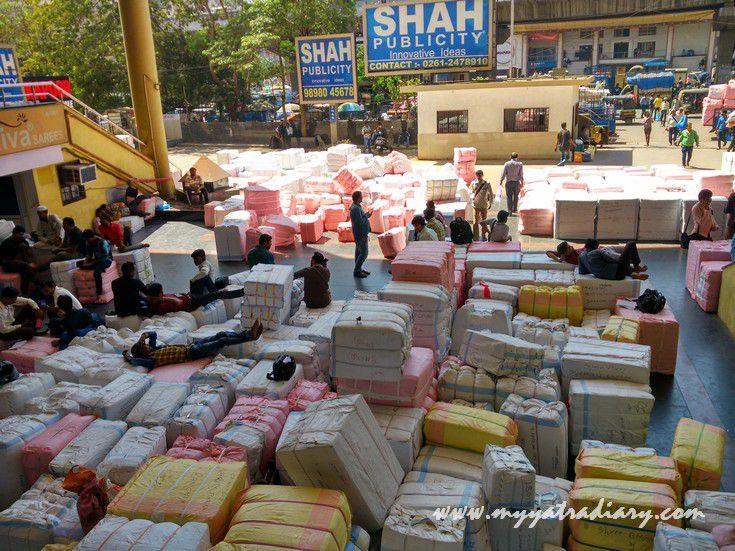 Surat fancy designer Saris online market