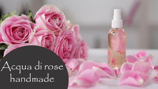 Come prepare l'acqua di rose per tonificare il viso
