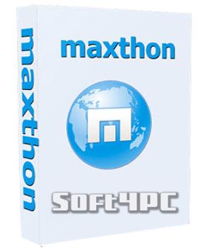 Maxthon Cloud Browser 4.4.5.3000 Final
