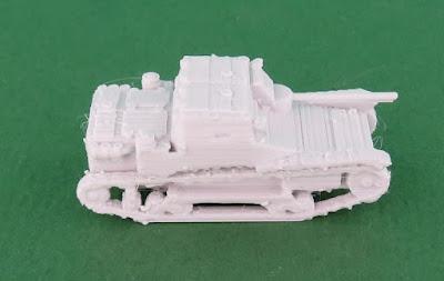 Carro Armato L3 Tankette picture 9