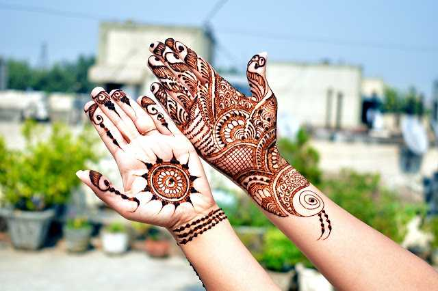 Mehndi ke design hd images