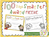 https://www.teacherspayteachers.com/Product/100-Days-Smarter-Award-FREEBIE-100th-day-1680715