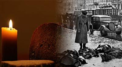 Україна вшанувала пам'ять жертв Голодомору