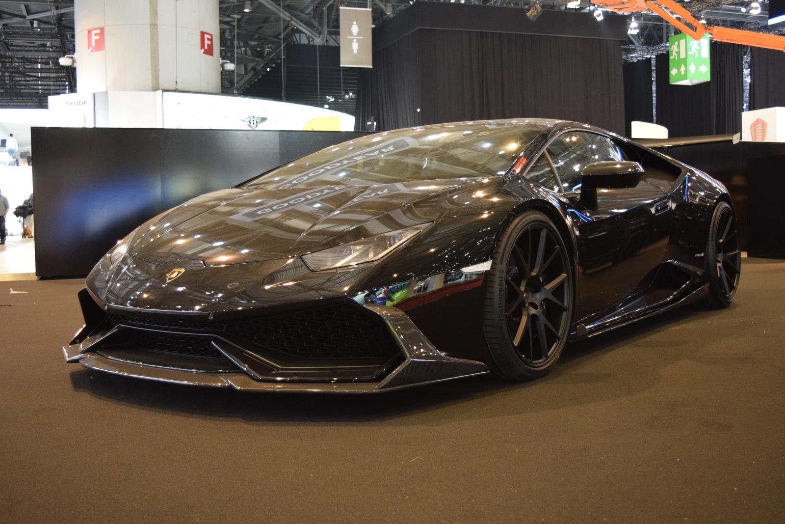 DMC sẽ tạo làn gió mới với Lamborghini Huracan