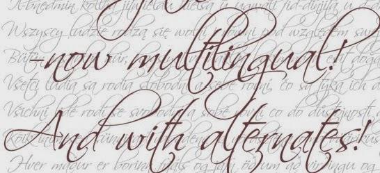 Stylish Handwriting Fonts Hand Writing