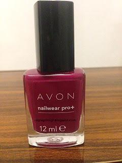Avon-Nailwear Pro+ Ojesi