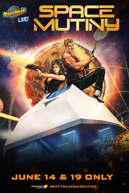 RiffTrax Live: Space Mutiny - poster