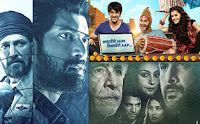 Ghazi Attack , Running Shaadi and Irada Budget &  Box Office Collection
