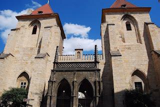 Notre Deme de la Chaine Prague
