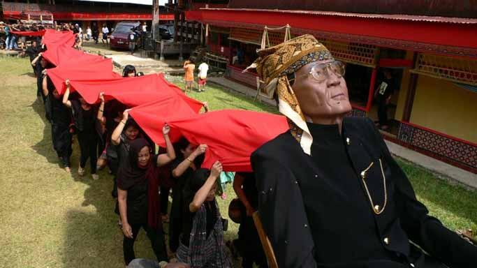 Rambusolo Nilai Sebuah Kematian Tana Toraja