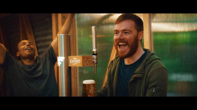 Carlsberg Enlists Six Brits to Build the World's First Waterfall-Powered Pub
