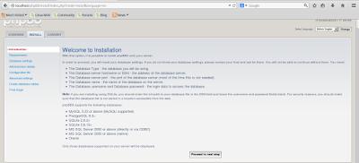 Membuat Forum Menggunakan CMS php di linux mint