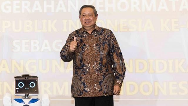 SBY Mulai Jatuh Hati ke Prabowo
