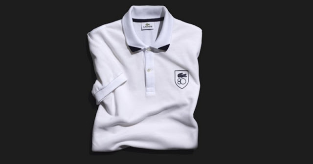 limited edition Lacoste Clothing