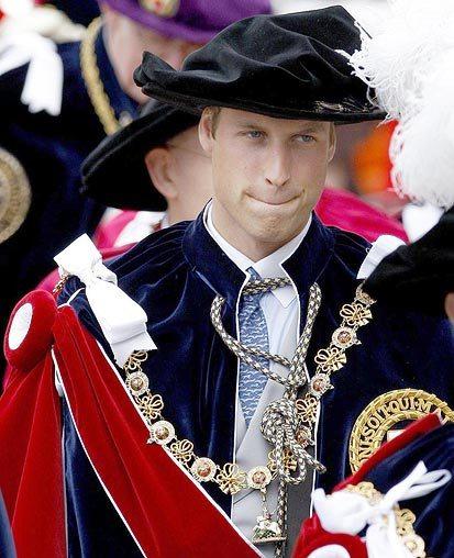 ¿Es el Príncipe William el Anticristo? - Info en Taringa!