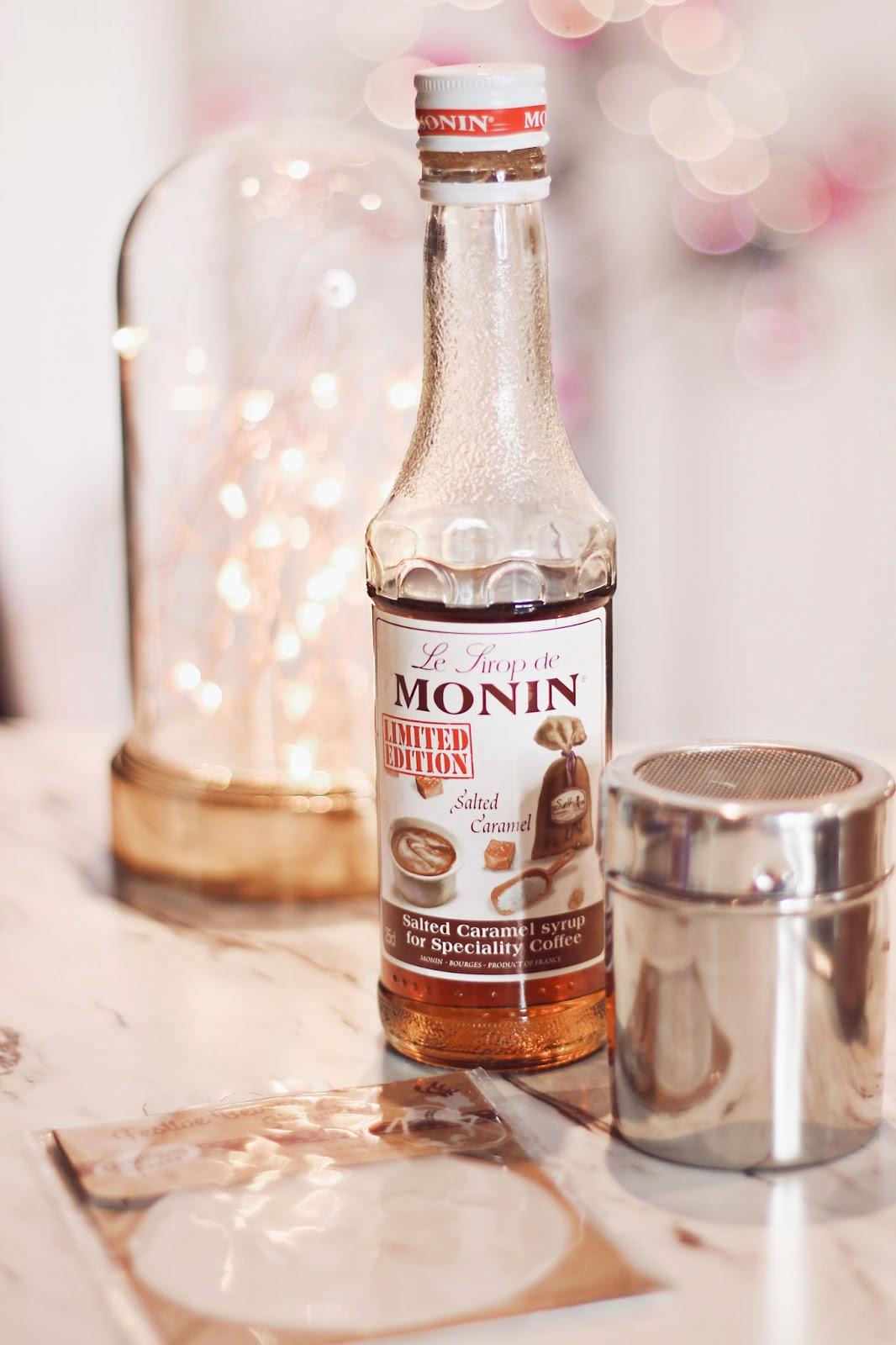 Blogmas, Christmas, Food, Drinks, Lifestyle, Recipe, chocolate orange hot chocolate, salted caramel latte, hot chocolate recipe,