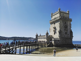 Torre de Belém, en Lisboa