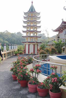 Cebu Taoist Temple Garden