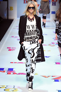 D&G Fall 2011 Ready-To-Wear