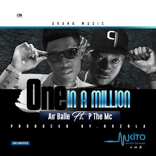 AirBalle Ft. P The Mc - One In A Million