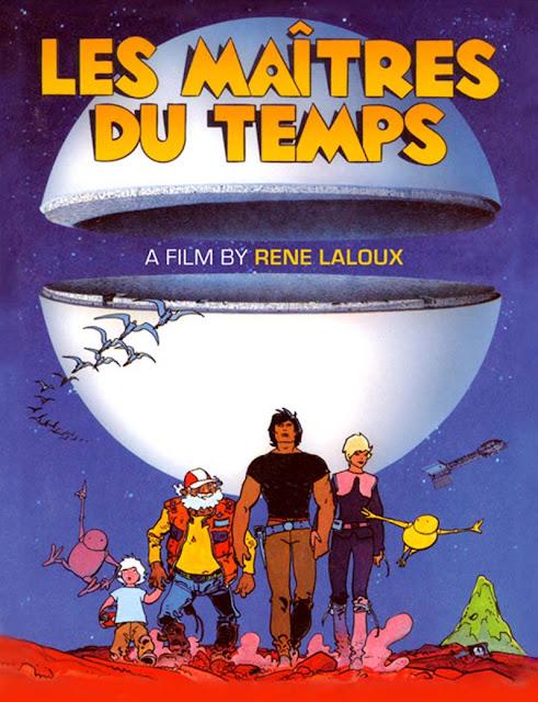 Les Maîtres du temps (1982) - FILM