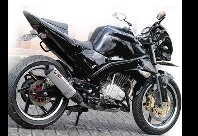 Kumpulan Gambar Foto Modifikasi Motor Honda Tiger 2000