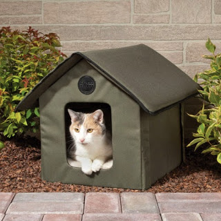 Heated Cat House Reviews
