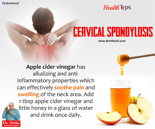 Health Tips for Cervical Spondylosis